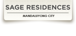 Sage Residences in Mandaluyong City by DMCI Homes